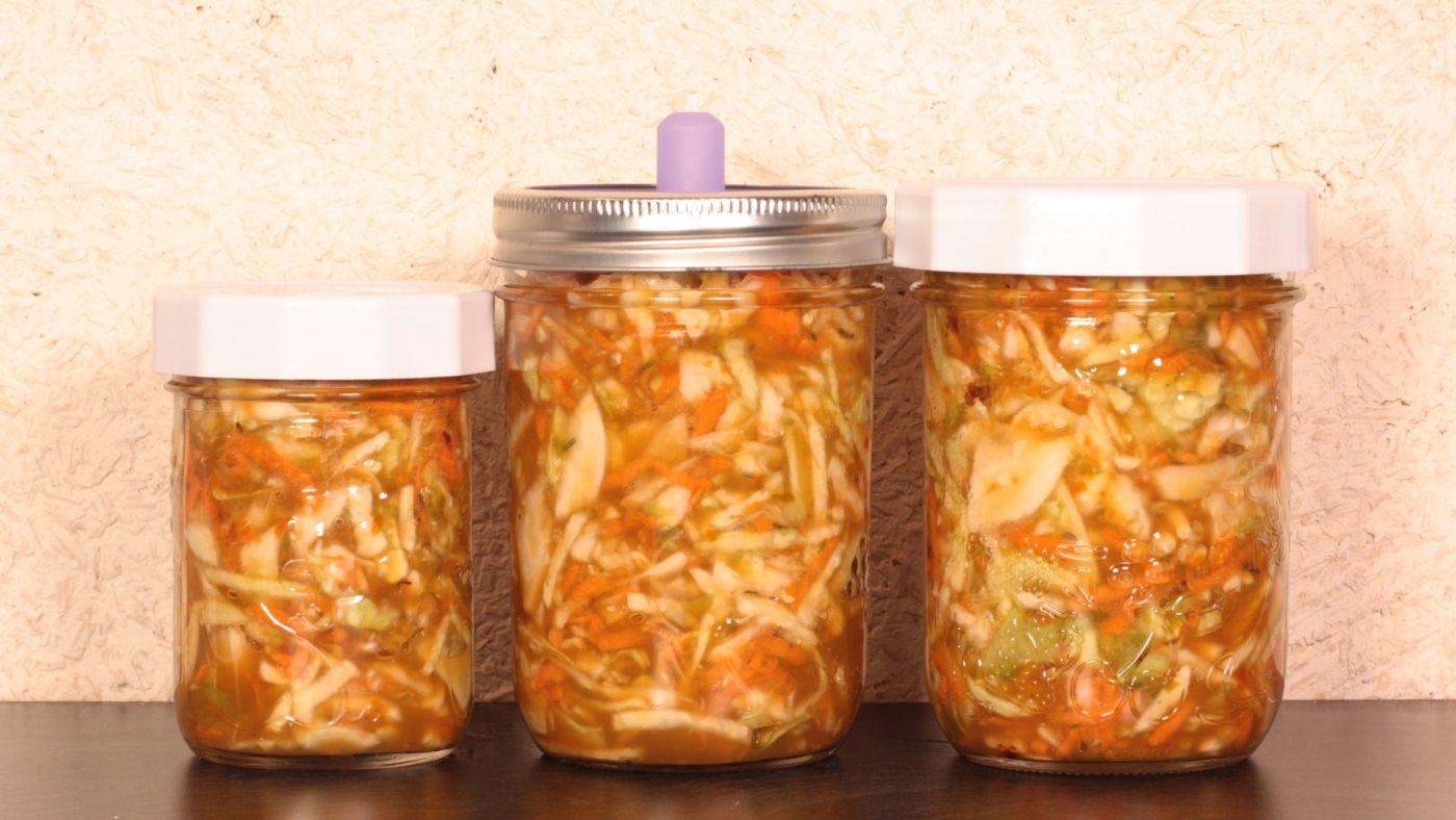 Recette de pikliz (condiment haïtien)