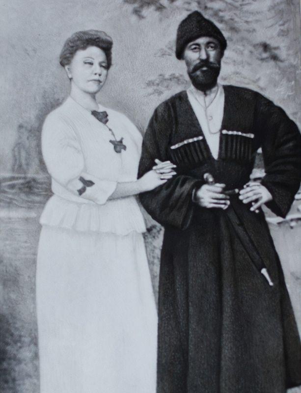 Sakharova et Barchorov