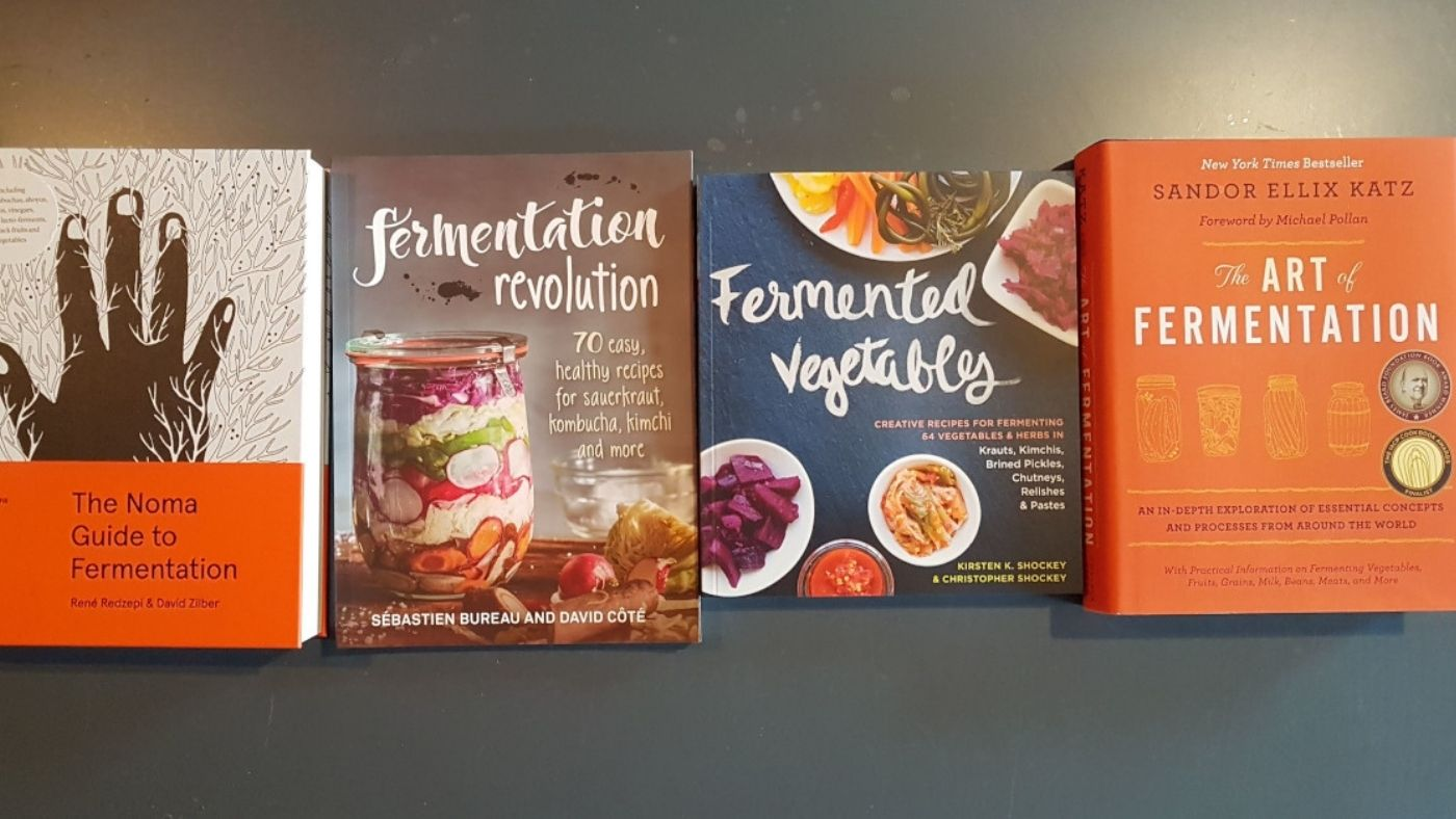 4 Best Fermentation Books To Get You Started