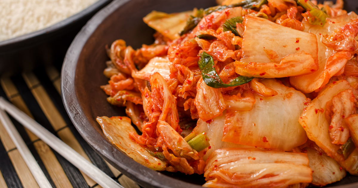Amazing Traditional Kimchi