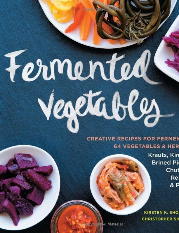 Couverture du livre l'Art de la Fermentation