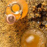 Recette de jun (kombucha de miel)