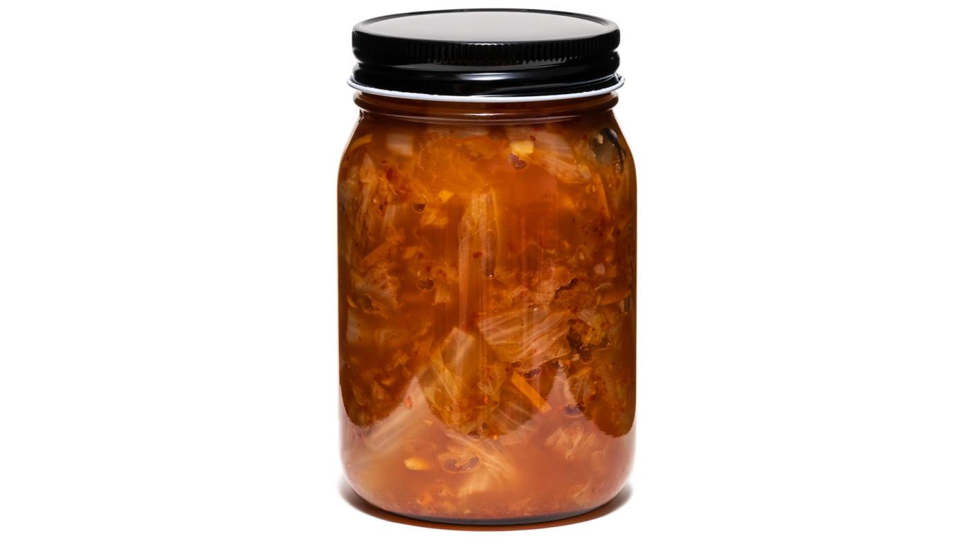 Vegan Napa Cabbage Kimchi Recipe
