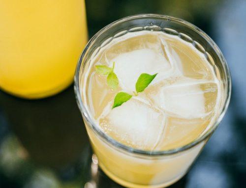 Pineapple and Mint Kombucha Recipe