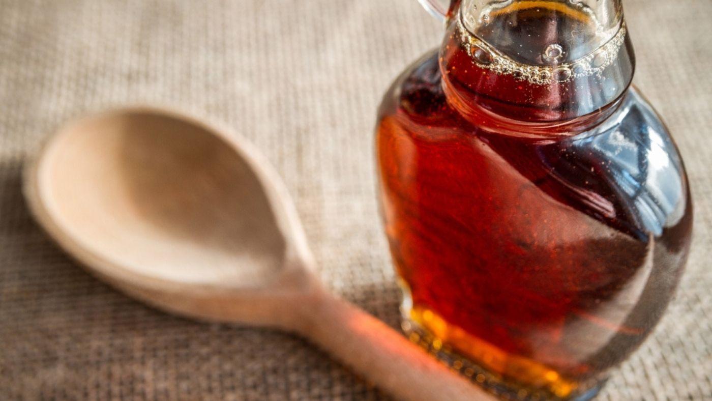 Making Maple Syrup Kombucha
