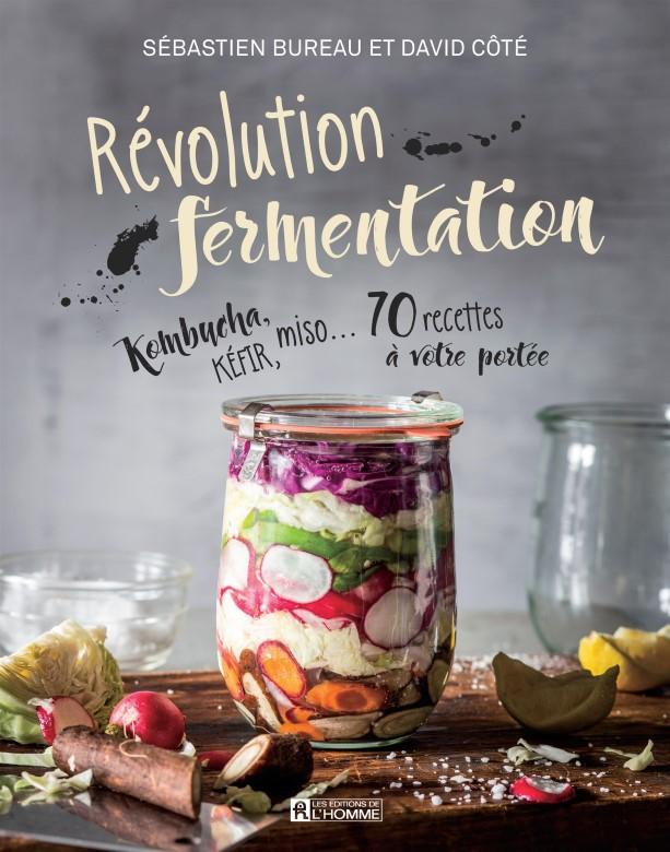 Livre Révolution Fermentation