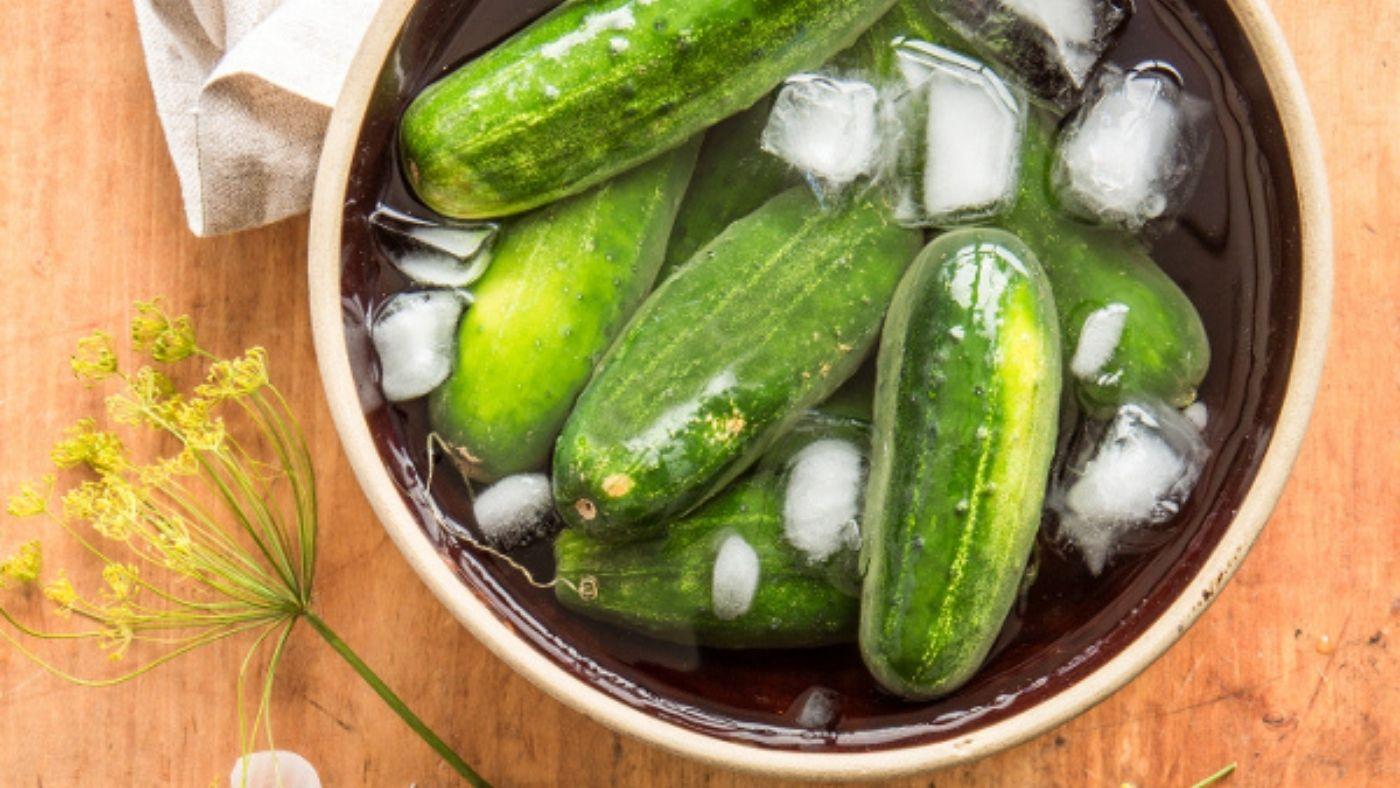 Fermented Pickles Recipe