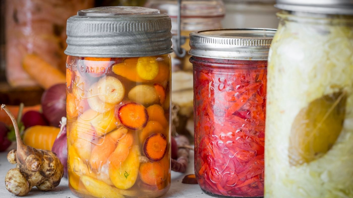 Fermented Cabbage Recipes