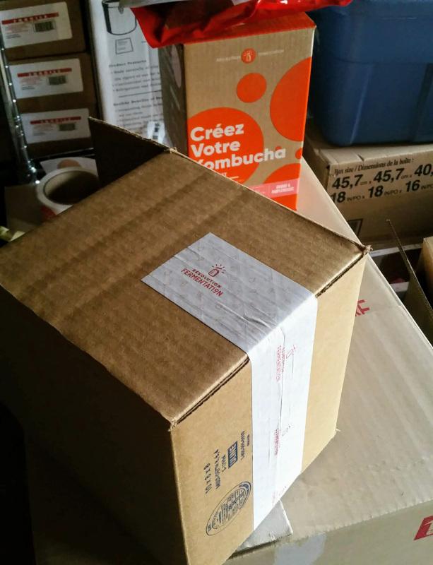 Emballage zero déchet