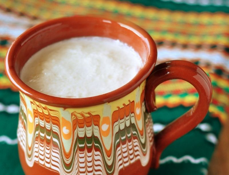 Yogourt traditionnel bulgare