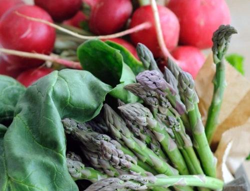 16 recettes de fermentation de légumes du printemps