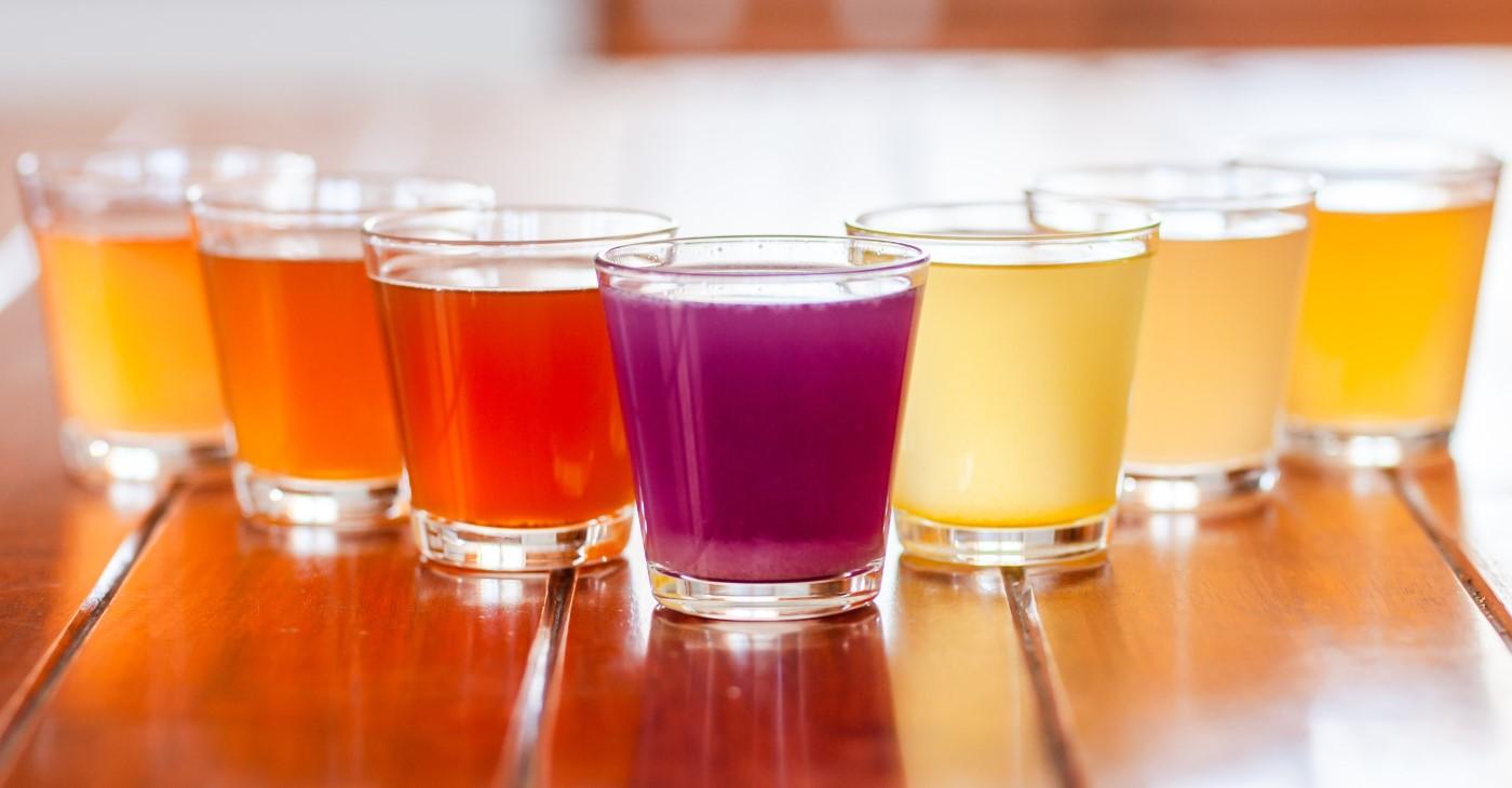Aromatisation de kéfir de fruits maison