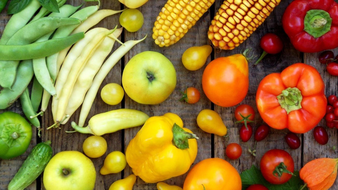 Recettes de légumes d'été à fermenter